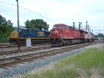 CSX 5315, CP 9801 & SOO 6015